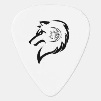 Onglet de guitare d'édition de loup de MORs