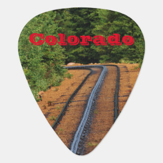 Onglet de guitare maximal de brochets du Colorado