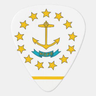 Onglet de guitare patriotique avec le drapeau