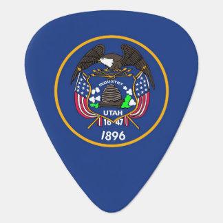Onglet de guitare patriotique avec le drapeau de