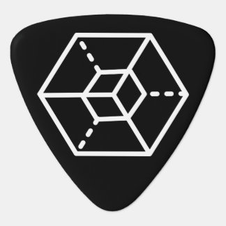 Onglets de guitare de sergent (-)/triangle