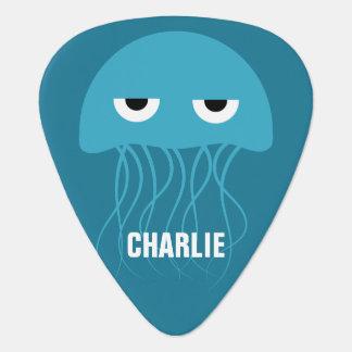 Onglets de guitare drôles de coutume de méduses