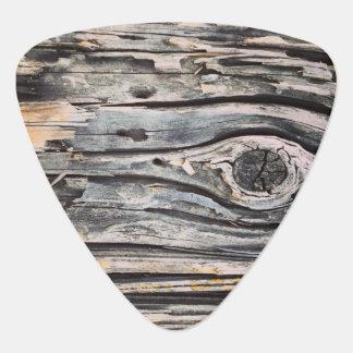 Onglets de guitare en bois de décomposition