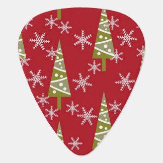 Onglets de guitare mignons de Noël !