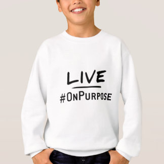 OnPurpose vivant Apparell Sweatshirt