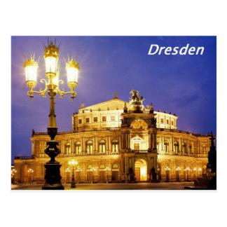 Opéra Dresden-Germany-angie-.JPG de Semper- Carte Postale