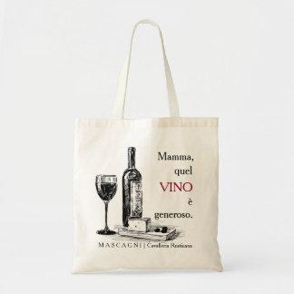 Opéra et sac fourre-tout à vin