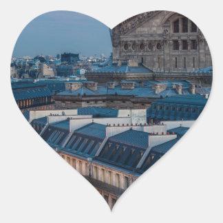 Opéra garnier, Paris Sticker Cœur