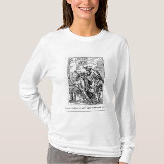 Opérateur dentaire t-shirt