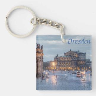 Opération de Dresde Semper Porte-clés