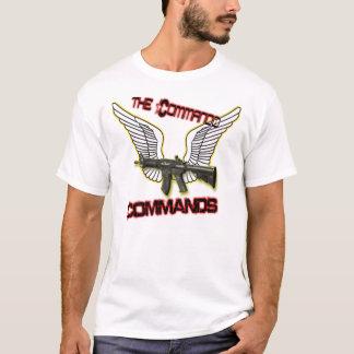Ops noir le commando t-shirt