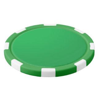 Options de couleur de bord de l'arrière - plan n jetons de poker