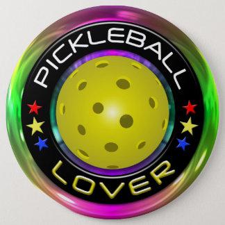 Options de l'amant 1 de Pickleball Pin's