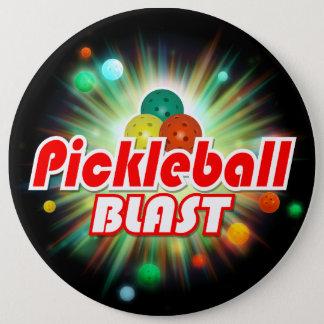 Options d'image du souffle 2A-2C de Pickleball Badges