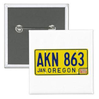 OR80 PIN'S AVEC AGRAFE