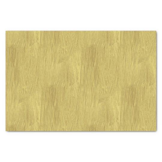 Or balayé papier mousseline