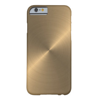 Or Coque iPhone 6 Barely There