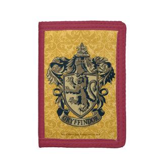 Or et rouge de crête de Gryffindor