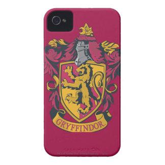 Or et rouge de crête de Harry Potter   Gryffindor Coque Case-Mate iPhone 4