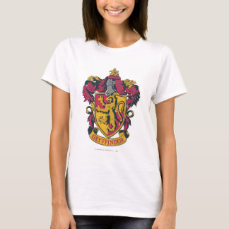 Or et rouge de crête de Harry Potter | Gryffindor T-shirt