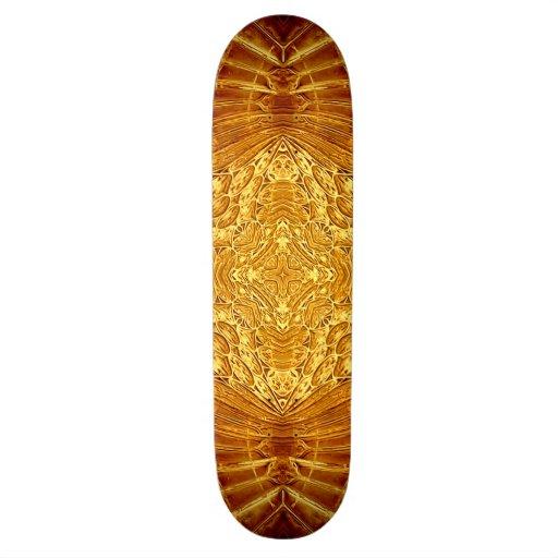 Or gothique skateboards cutomisables