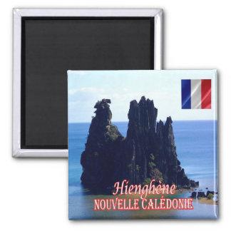OR - La Nouvelle-Calédonie - le Hienghène Magnet Carré