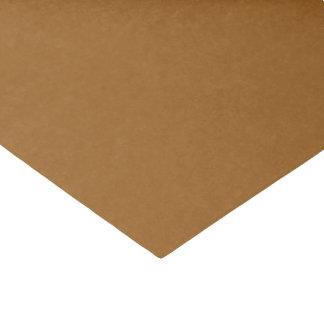 Or moyen de Noël de papier de soie de soie