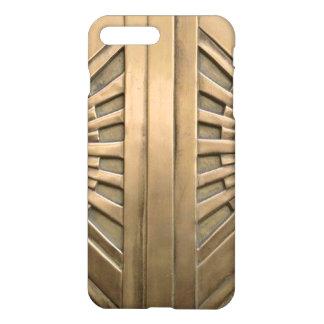 or, nouveau d'art, art déco, cru, chic, élégant, coque iPhone 7 plus