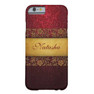 Or vintage coque barely there iPhone 6