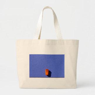 Orange-Blue Eco Line Sac