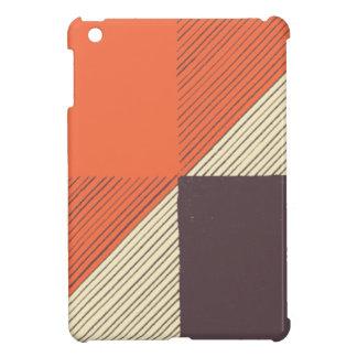 Orange Coque Pour iPad Mini