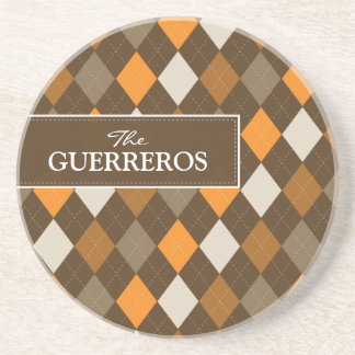 Orange de Guerreros/dessous de verre de chocolat Dessous De Verre