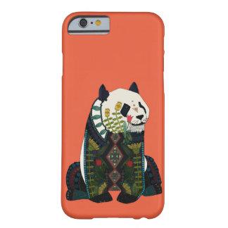 orange de panda coque barely there iPhone 6