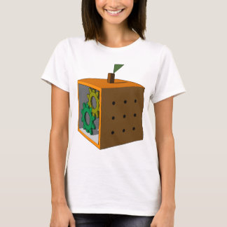 orange -M T-shirt