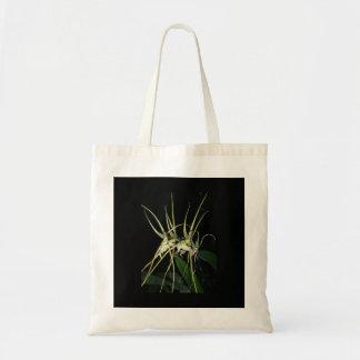 orchidée épineuse sac en toile