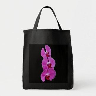 Orchidée Sac De Toile