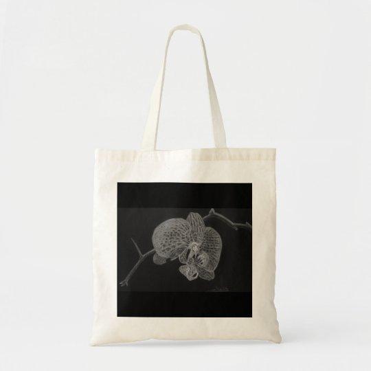 Orchidee sur sac