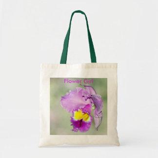 Orchidée touchée par Dieu pour la maman Sacs Fourre-tout