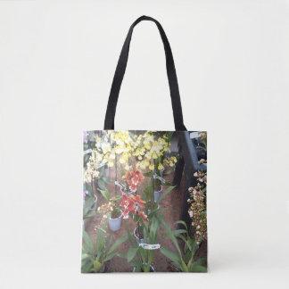 Orchidées Sac