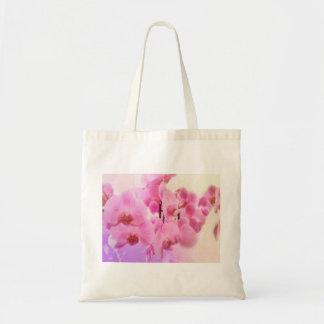orchidées sac fourre-tout