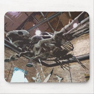 Ordinateur géant Mousepad d'Archelon de tortue de  Tapis De Souris