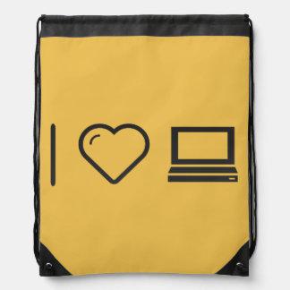 Ordinateur portable frais sac à dos