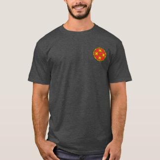 Ordre de la chemise ronde de joint de dragon t-shirt