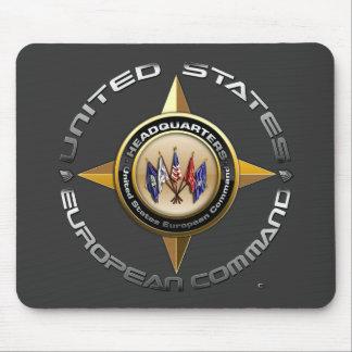 Ordre d'Européen des USA Tapis De Souris