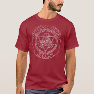 Ordre ésotérique de Dagon T-shirt