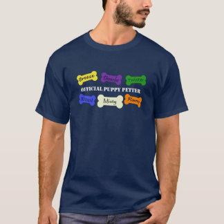 Ordures brumeuses - habillement d'obscurité d'OPP T-shirt