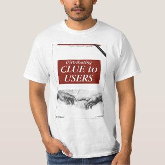 O'Really - indice de distribution aux utilisateurs T-shirt