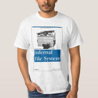 O'Really - le système de fichiers infernal de T-shirt