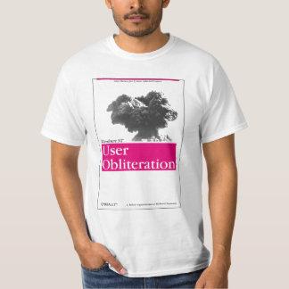 O'Really - oblitération d'utilisateur de Windows T-shirt