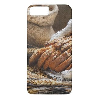 Oreilles de pain et de blé coque iPhone 8 plus/7 plus